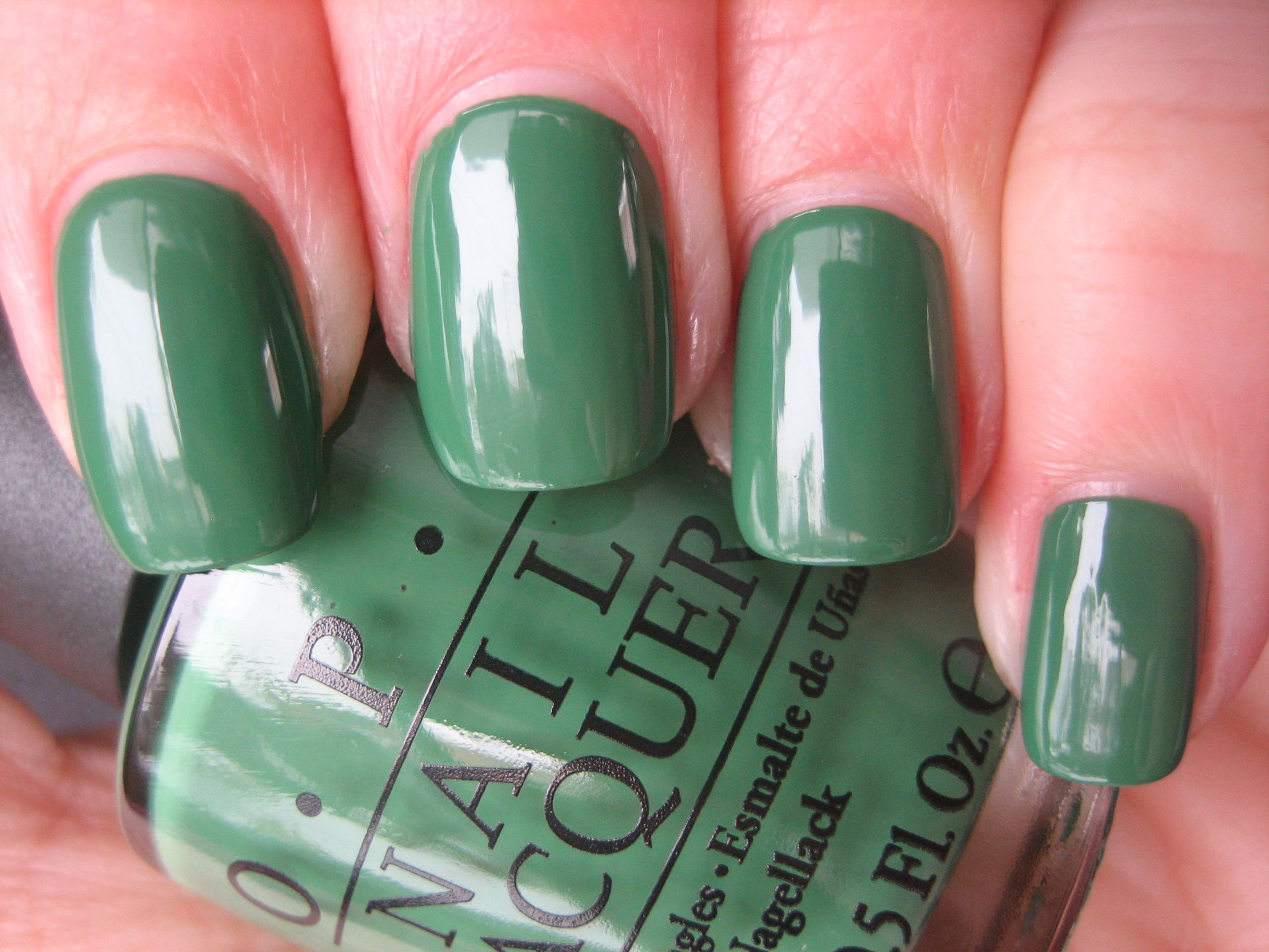 OPIs Dont Mess with OPI from the Texas collection. So so pretty and ...