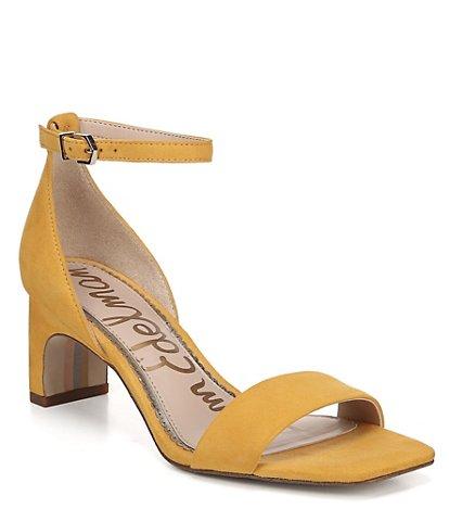 block heel sandals: Women's Shoes