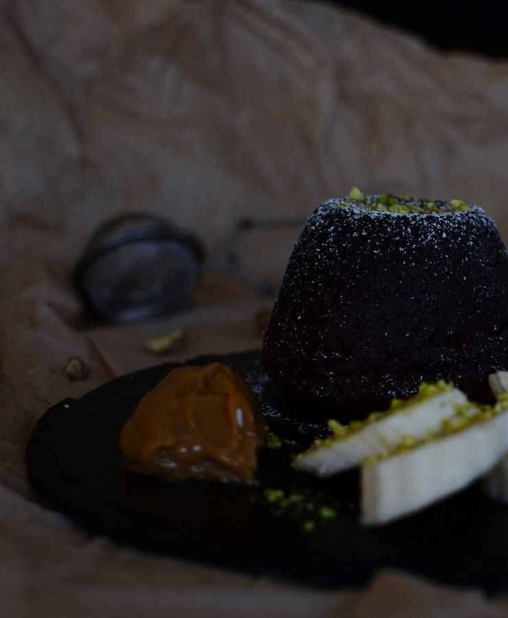 Louise´s Spis: Chocolate Fondants (Chokladfondant)