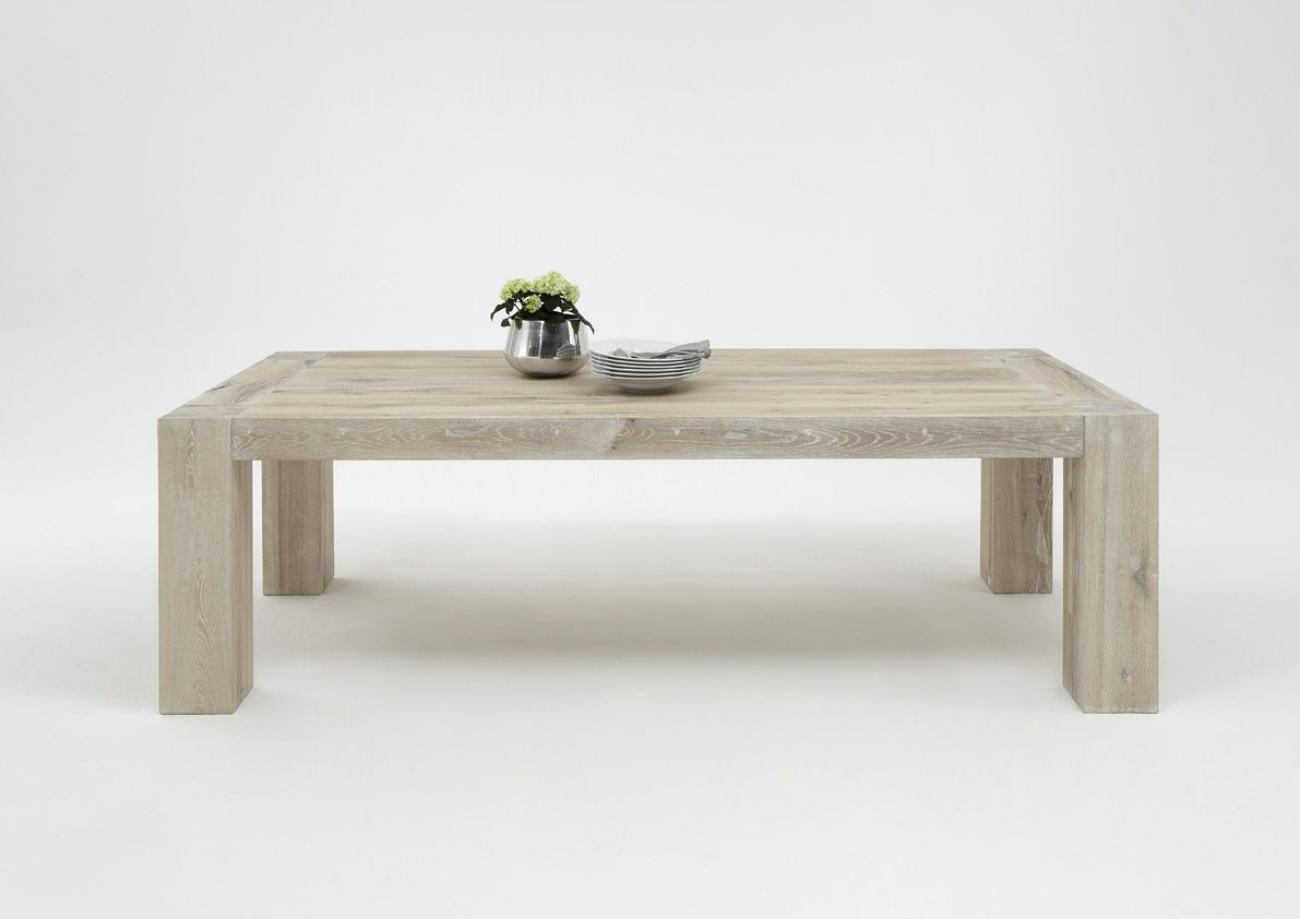 Couchtisch Holz Balkeneiche Modell Boston Von Bodahl Massive Naturmöbel Coffee Table Upcycle Wood Table