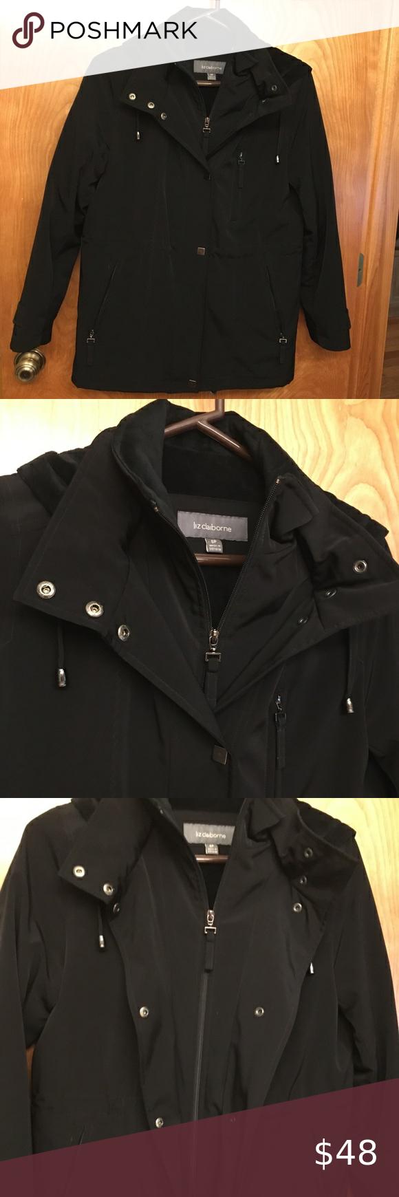 Liz Claiborne Winter Jacket Size Small Petite Winter Jackets Jackets Liz Claiborne [ 1740 x 580 Pixel ]