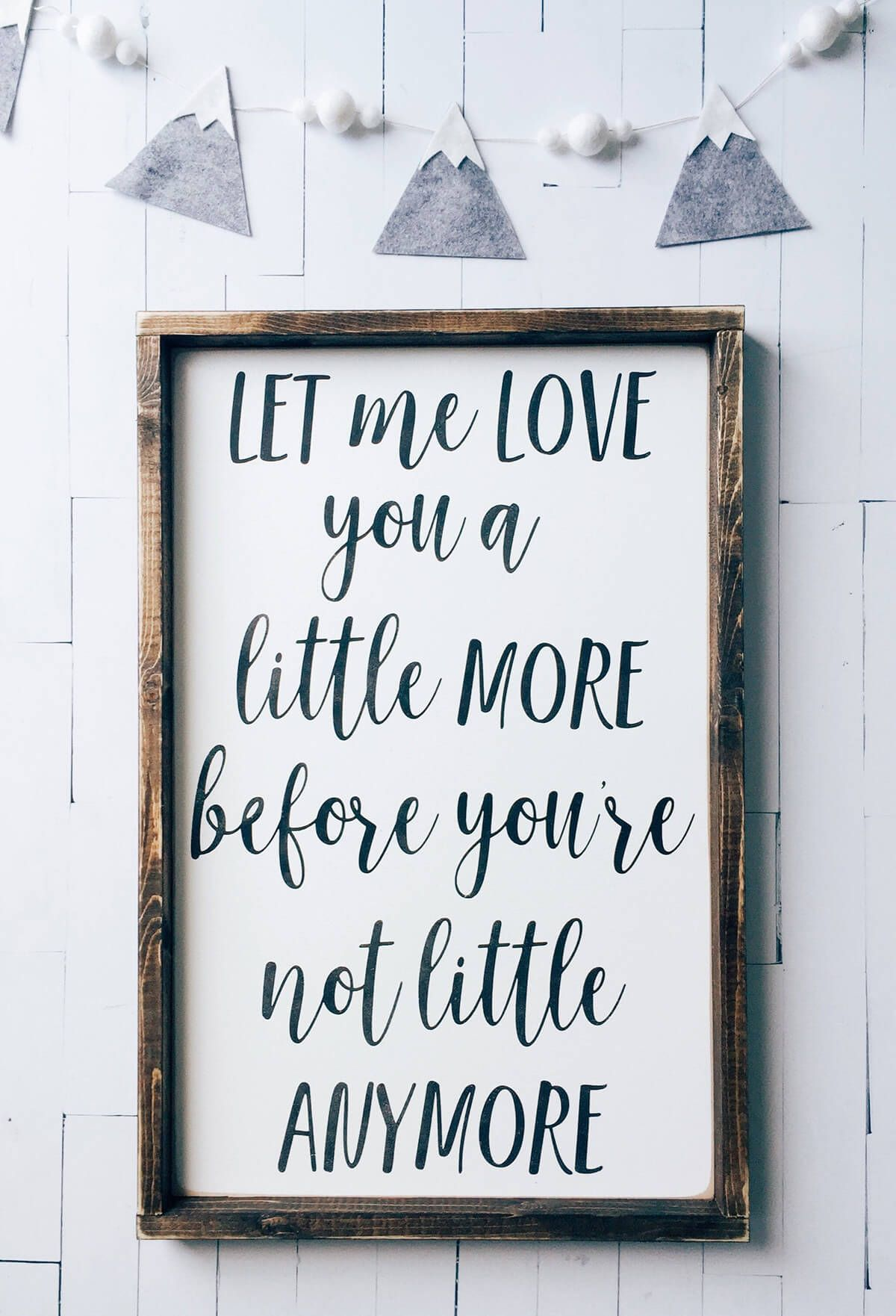 Download Let me love you a little more before you're not so little ...