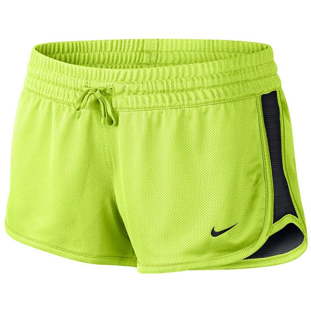 Women's Nike DriFIT Gym Reversible Workout Shorts