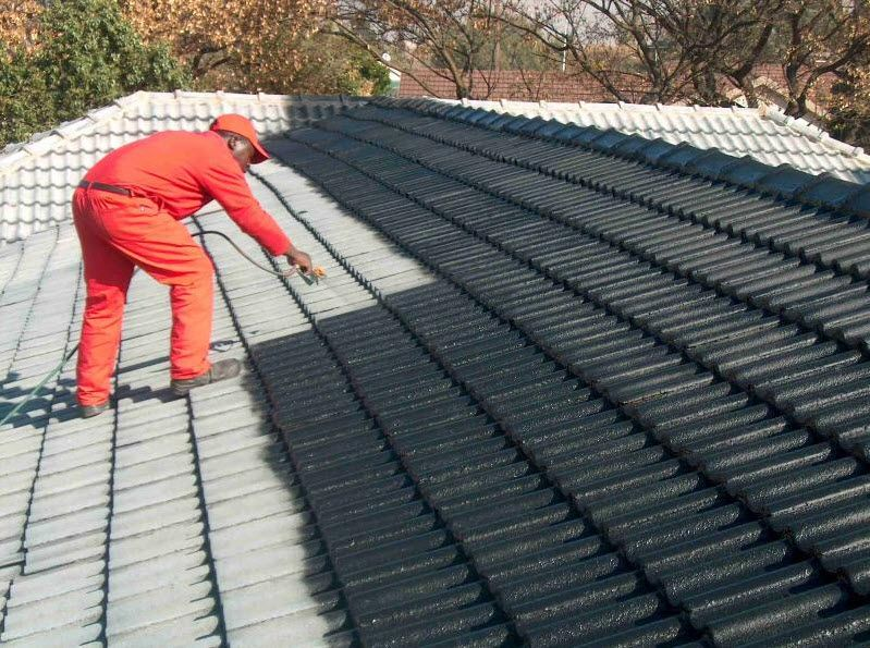 When You Contact A A Aabacus Roofing You Can Be Sure That You Will Be Dealing With A Professional Experienced And Fu Roof Paint Roof Restoration Roof Cleaning
