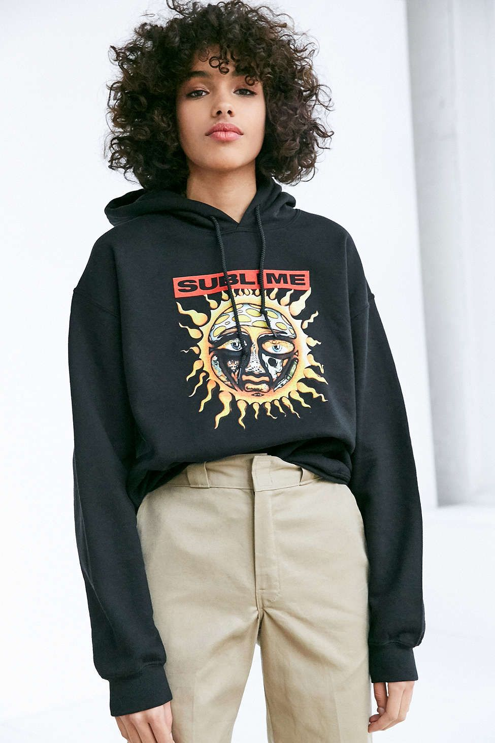 638d8be1f0e4 Sublime Sun Hoodie Sweatshirt - Urban Outfitters