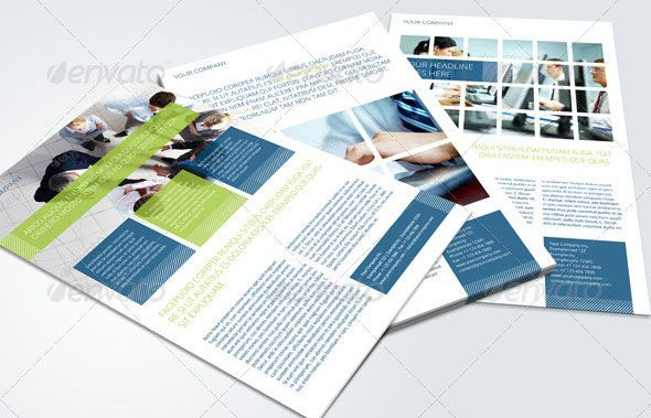 Indesign Flyer Templates For Business  Flyer Template