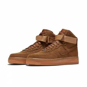 info pour ea811 d97b0 good nike air force 1 high flax femmes 66875 9fc8c