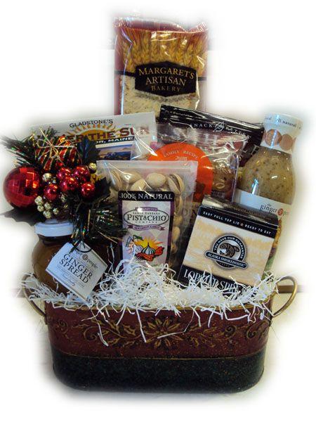 Gourmet healthy gift basket you can get gluten free diabetic high gourmet healthy gift basket you can get gluten free diabetic high fiber negle Gallery