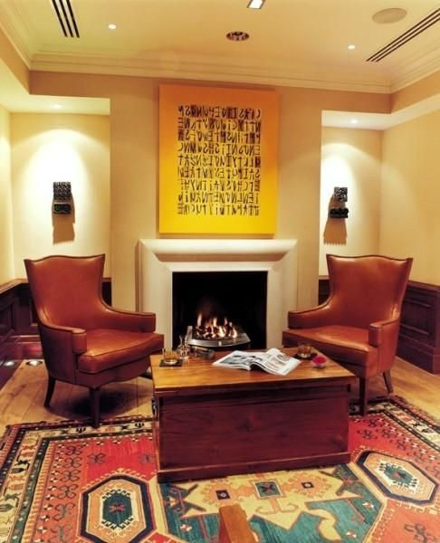That's where we like solving all types of riddles ... **** Park Plaza Sherlock Holmes London
