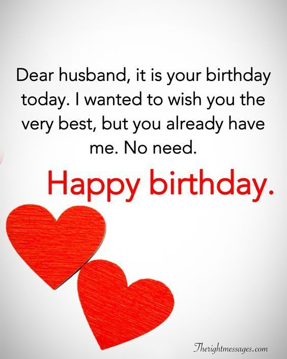 Romantic Happy Birthday Poems For Husband From Wife: 28 Birthday Wishes For Your Husband