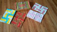Sandy made small Kennel Quilts for animal shelters.
