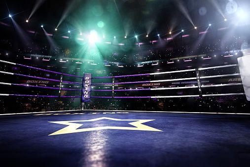 Empty Boxing Ring Arena Illustration Id522205791 507 338 Pro Wrestler Episode Interactive Backgrounds Wrestler