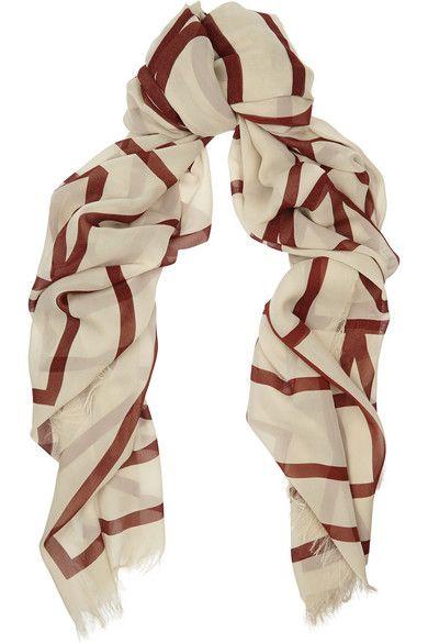 Cashmere Silk Scarf - BREE 3 by VIDA VIDA s3tJt2