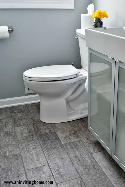 Bathroom Tiles At Menards x 24 porcelain tile floor - timber traditional (in gray) from