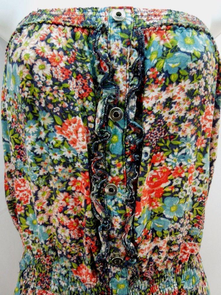 #MaxRave #Romper #Floral #1Pc #Pockets #Stretch #Ruffles #Sexy #WomensFashion