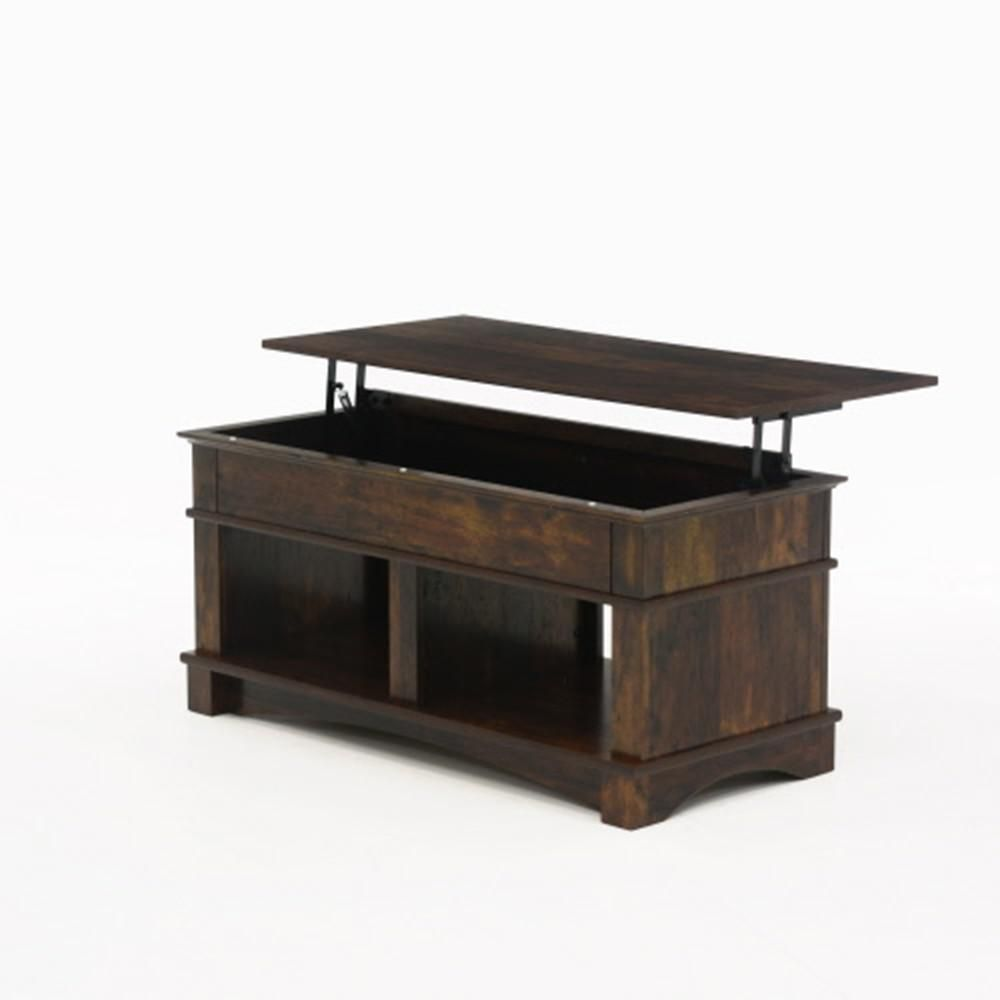 Sauder Harbor View 44 In Curado Cherry Large Rectangle Composite Coffee Table With Lift Top 422269 The Home Depot Lift Top Coffee Table Coffee Table 2019 Coffee Table Trunk [ 1000 x 1000 Pixel ]