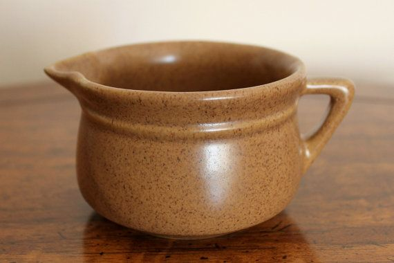 Vintage Western Pottery Monmouth Creamer Pottery