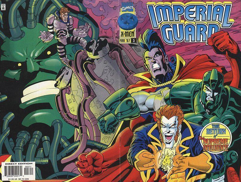 Imperial Guard # 3 by Chuck Wojtkiewicz & Ray Snyder