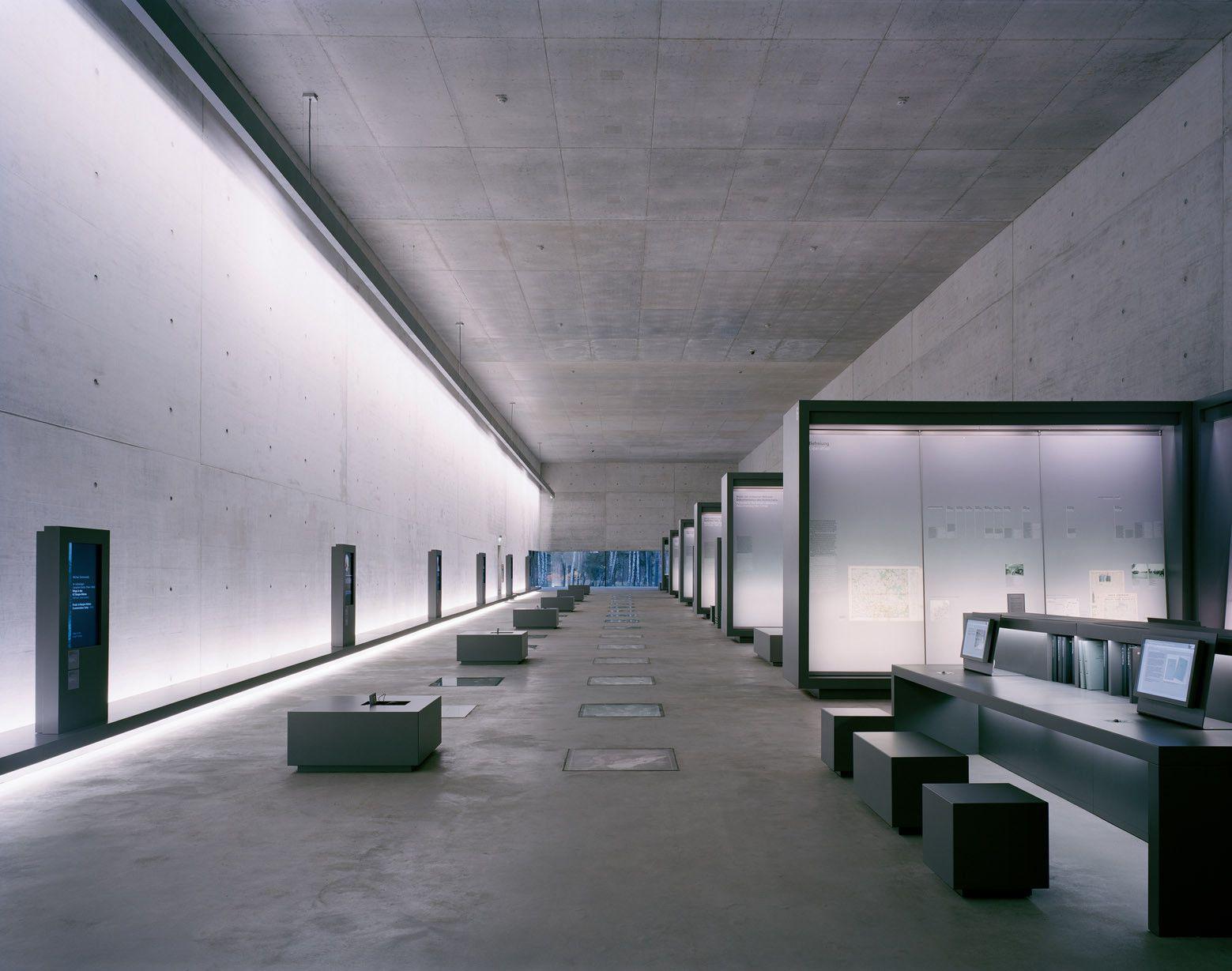 Gallery Of Documentation Center Of Bergen Belsen Memorial Ksp Engel Und Zimmermann Architekten Architecture Design Concrete Houses Architecture Art Design