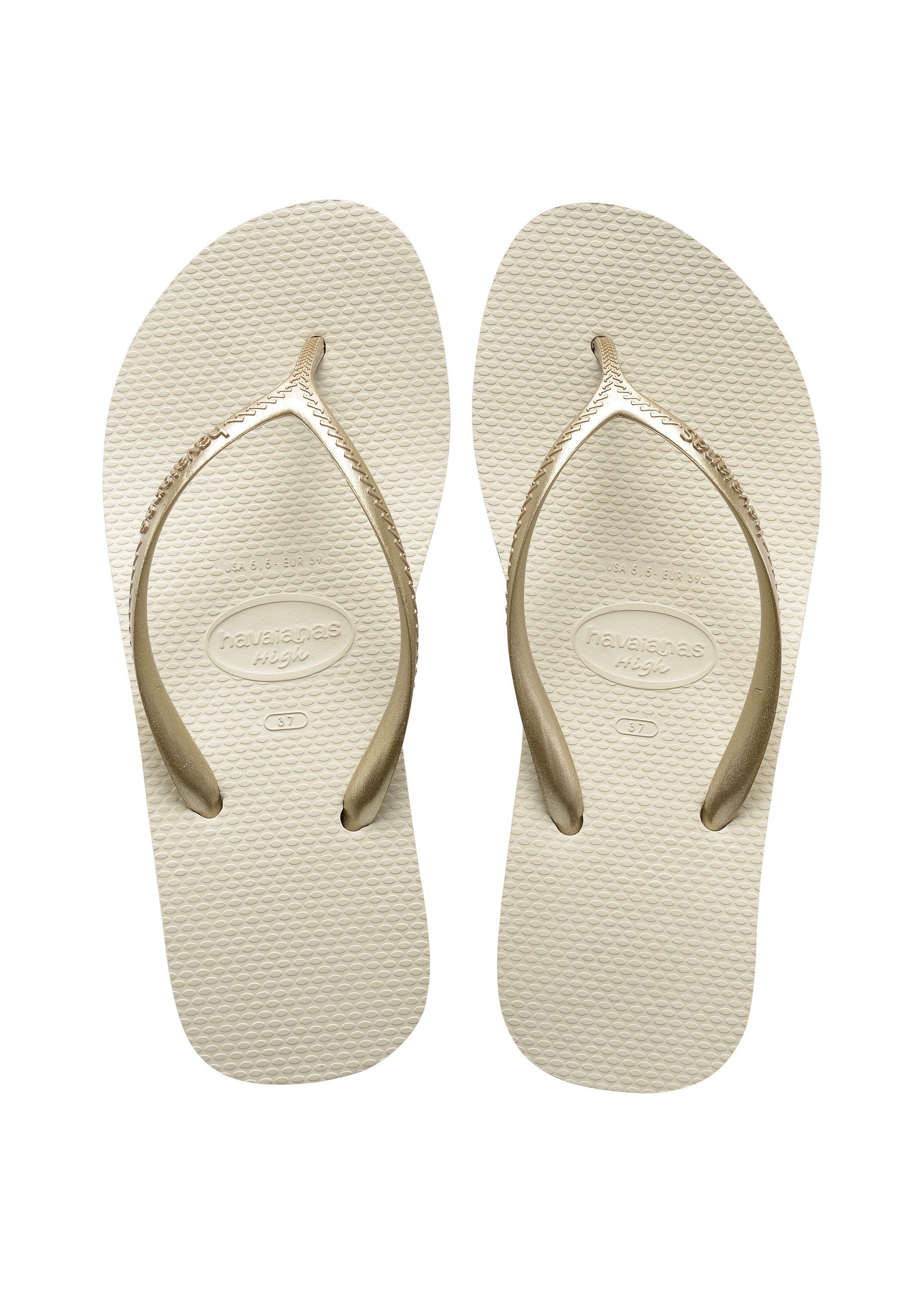 ad748f4cf03dfd Havaianas High Fashion Sandal Beige Price From  48