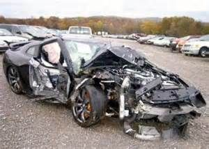 Wrecked Luxury Cars Yahoo Image Search Results Nissan Gt R Luxury Cars Automotive