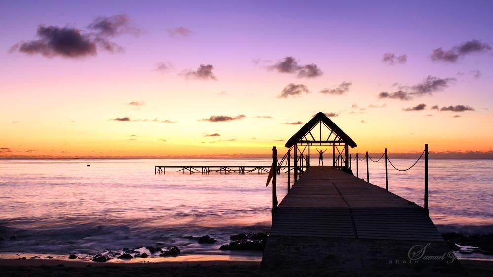 Mon Ile Maurice On Twitter Mauritius Sunset Outdoor