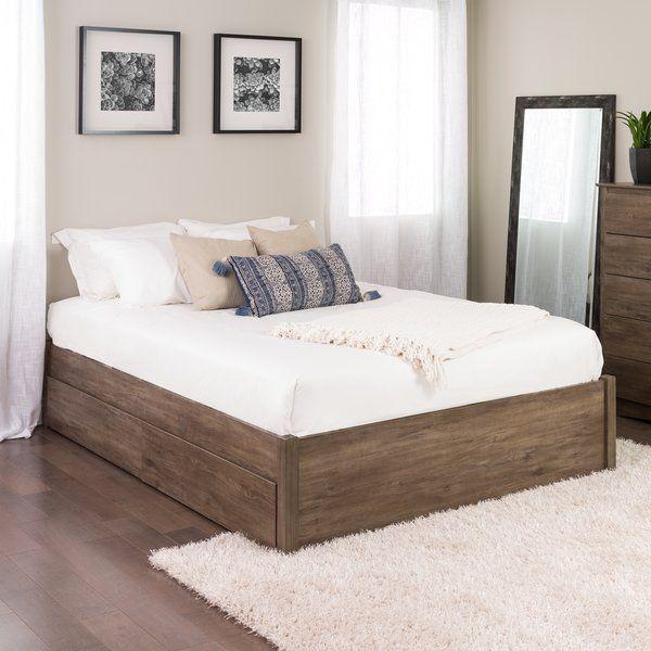 Furniture Websites With Free Shipping: Sagamore Storage Platform Bed In 2019