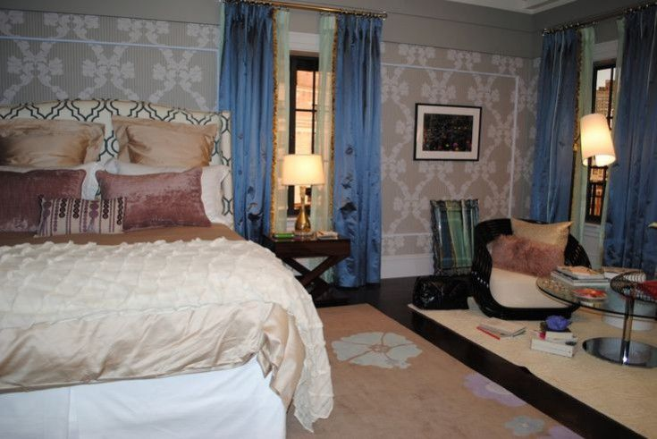 Close up of Carries bedroom, complete with designer rugs. and ... on house dining room, house bedroom body, house bedroom patterns, house kitchen, house interior sets, house cribs, house paintings, house living room,