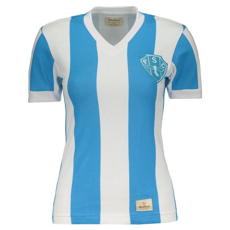 Camisa Retrômania Paysandu 1939 Feminina Somente na FutFanatics você compra  agora Camisa Retrômania Paysandu 1939 Feminina 79d173dd78041