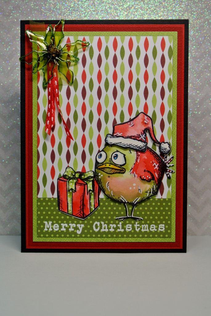 Stamp Tart: Bird Crazy Christmas