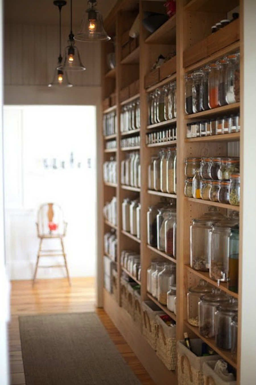 10 Clever Ways To Make Your Hallway Work Harder Pantry Design Kitchen Pantry Design Beautiful Pantry