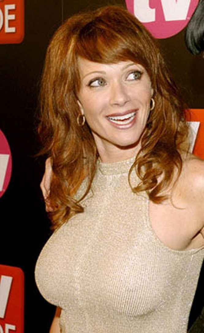 Lauren holly breast size sex tape