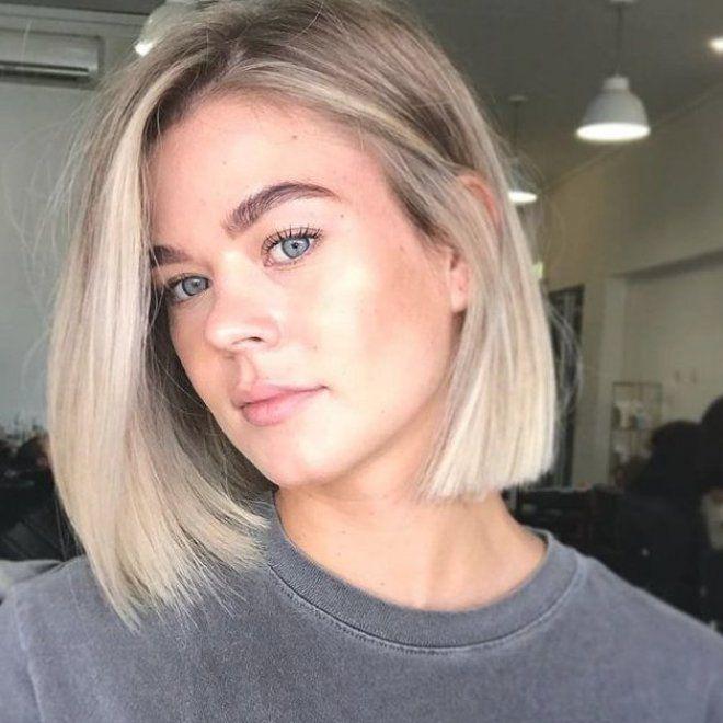 Kate Gracie Hair     on Instagram     Blunt bob         lived in blonde            #behindthechair #bestofbalayage #livedinblonde #livedinhair #bluntbob #blondebob #maneaddicts