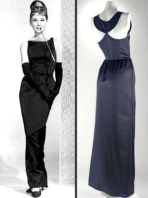 Her breakfast at Tiffany's dress | Iconic dresses, Breakfast at tiffany's  dress, Fashion
