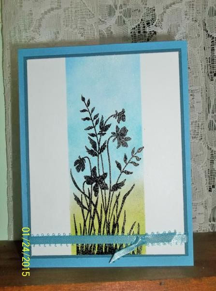 Anytime Card by BLN - Cards and Paper Crafts at Splitcoaststampers