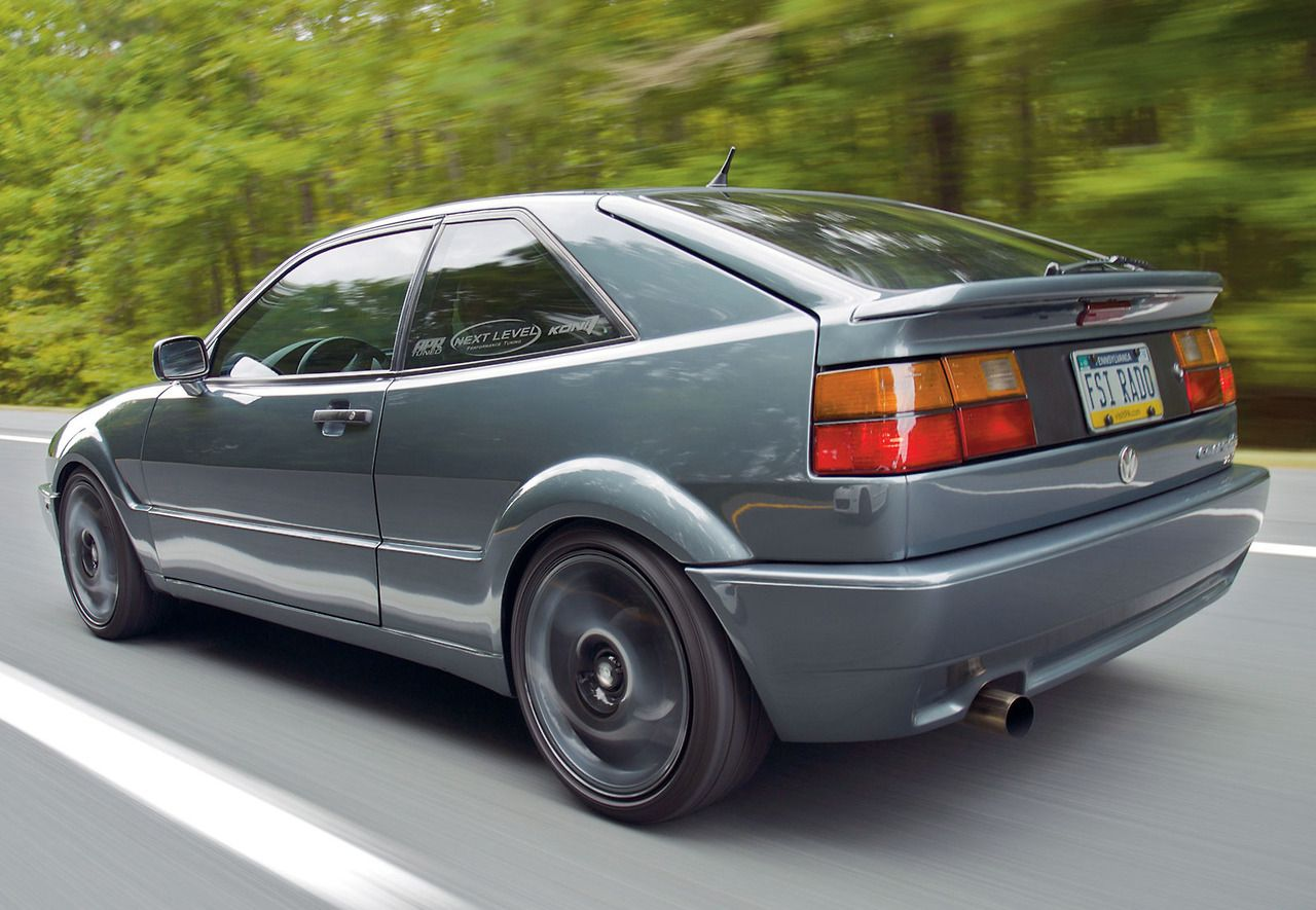 Kyality Photo Vw Corrado Hot Hatch Volkswagen