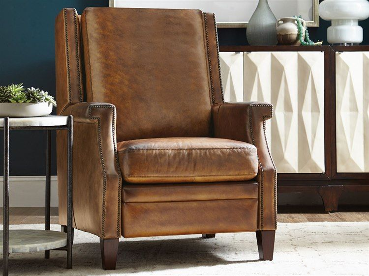 Hooker Furniture Collin Checkmate Pawn Recliner Chair