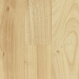 Swiftlock 7 6 In W X 4 23 Ft L Maple Smooth Laminate Wood Planks