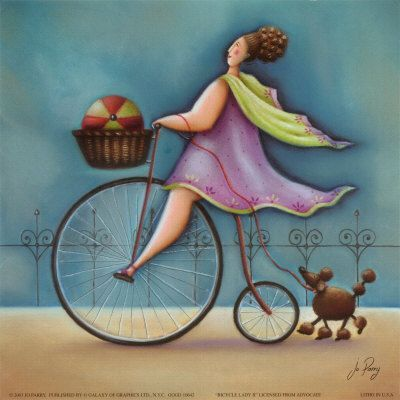 The 7 Year Itch Bike Art Bicycle Bicycle Art