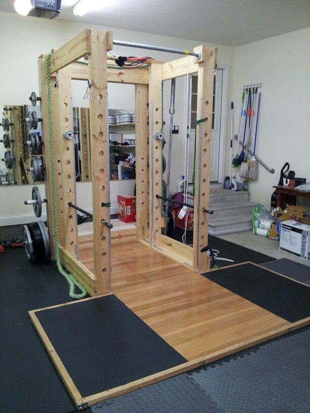 garage gym inspirations ideas
