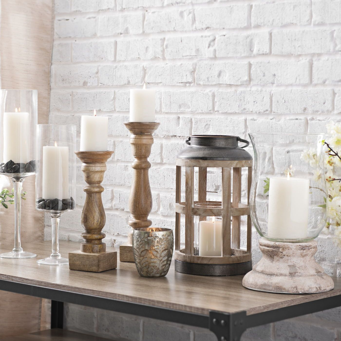 Set The Mood For Everything: Set The Mood For Your Entire Home With A Candle-lit
