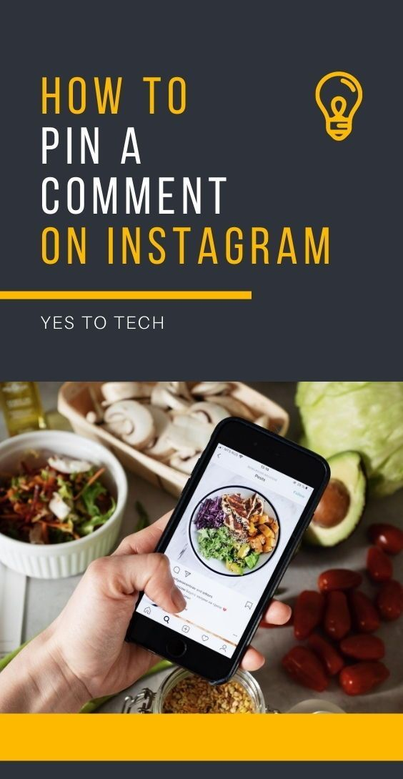 How To Pin A Comment On Instagram Pin A Comment On Instagram Posts In 2021 Instagram Marketing Tips Instagram Marketing Strategy Instagram Business