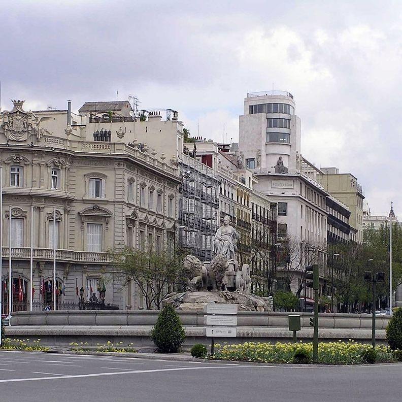 Uno De Los Lujos De Madrid Sus Terrazas Y Sus Azoteas Donde