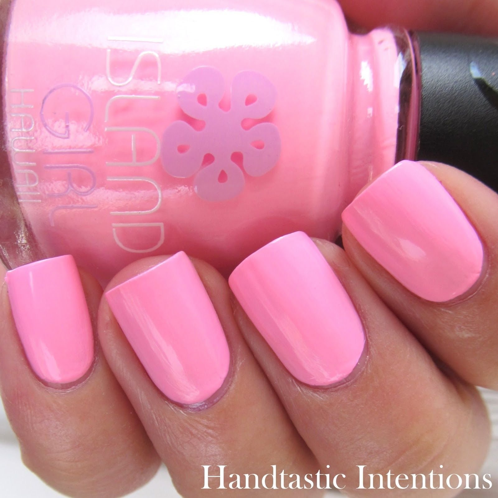 Handtastic Intentions: Swatch and Review of Island Girl Trio | Solid ...