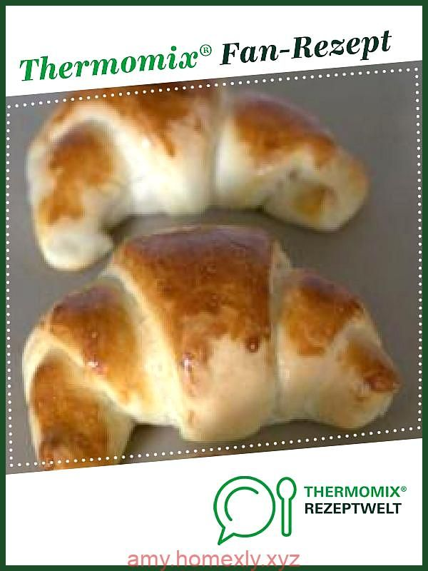 Photo of Butter croissant – Butter croissants from xenia2500. A Thermomix