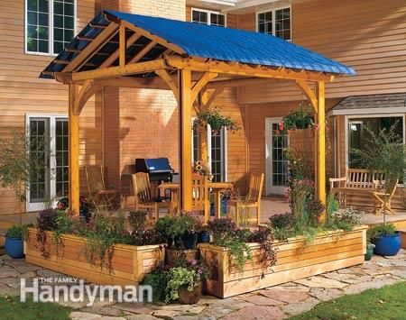 shade for deck ideas | Tip 3: Keep cool in the shade