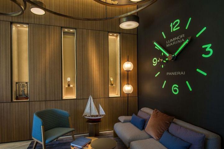 Panerai Boutique By Patricia Urquiola Miami Florida Retail Design Blog
