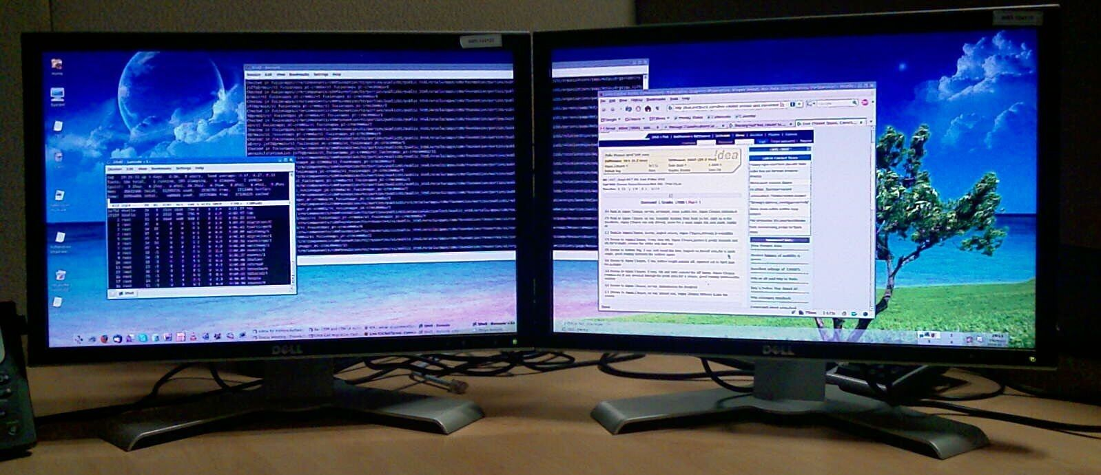How To Set Different Wallpapers On A DualMonitor Setup On