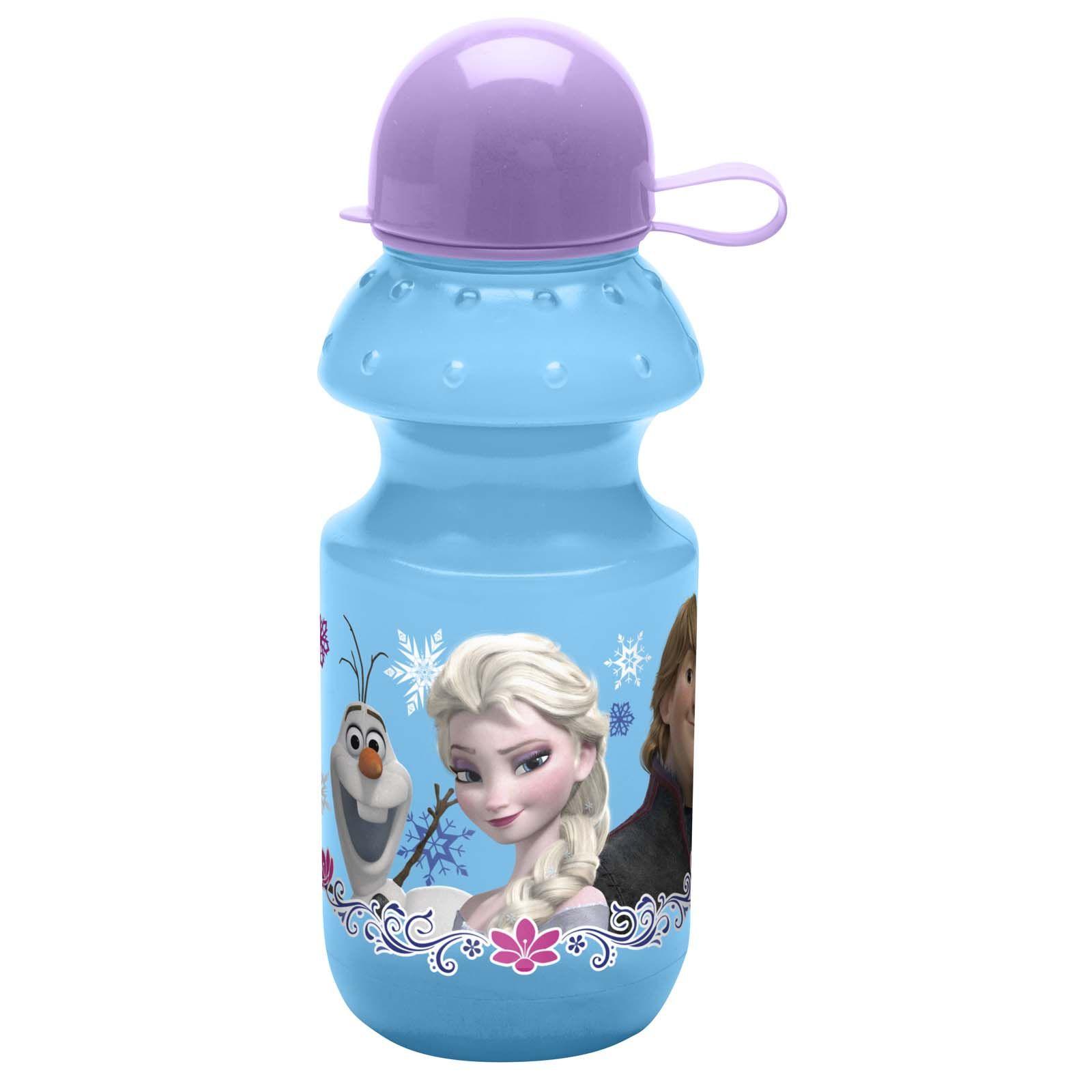 Disney Frozen Plastic Tumbler Water Bottle X2 ZAK Party favor stocking stuffer