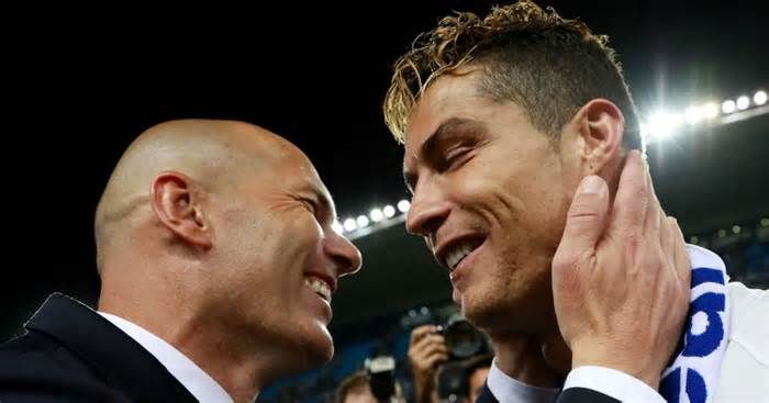 Zidane may decide to reunite with Ronaldo at Juventus  Real Madrid boss would also get Bayern & PSG jobs says McManaman . Get the latest news for #realmadrid inside pinterest on this board. Dont forget to Follow us. #realmadridnews #realmadridgoal #realmadridfootball #viraldevi. February 06 2020 at 11:22PM